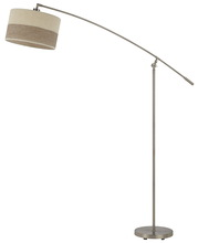 CAL Lighting BO-2297FL - 100W IVANHOE METAL FLOOR LAMP