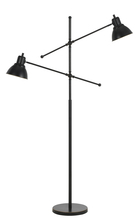 CAL Lighting BO-2578FL - 60W X 2 PESCARA METAL FLOOR LAMP