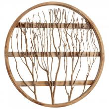 Cyan Designs 06172 - Circle Branch Wall Decor