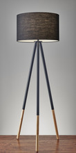 Adesso 6285-01 - Louise Floor Lamp