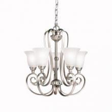 Kichler 1825NI - Mini Chandelier 5Lt