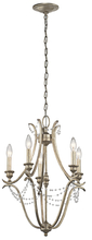 Kichler 43607SGD - Mini Chandelier 5Lt