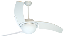 "Craftmade JU54W3 - 54"" Ceiling Fan with Blades Included"