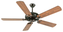 "Craftmade K10854 - Civic 52"" Ceiling Fan Kit in Oiled Bronze"