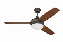 "Craftmade TG48ESP3 - Targas 48"" Ceiling Fan with Blades and LED Light Kit in Espresso"