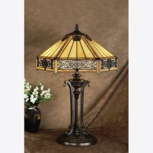 Quoizel TF6669VB - Tiffany Table Lamp