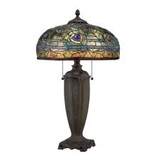 Quoizel TF1487T - Tiffany Table Lamp