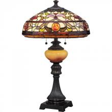Quoizel TF1575TIB - Tiffany Table Lamp