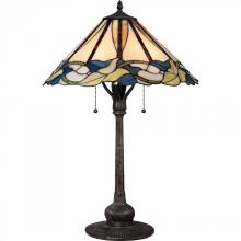 Quoizel TF1848TIB - Tiffany Table Lamp