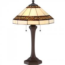 Quoizel TF1916TRS - Tiffany Table Lamp