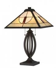 Quoizel TF2041T - Tiffany Table Lamp