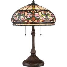 Quoizel TF2805TRS - Tiffany Table Lamp