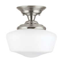 Sea Gull 77436-962 - One Light Semi-Flush Mount