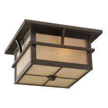 Sea Gull 7888091S-51 - LED Outdoor Ceiling Flush Mount