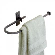 Hubbardton Forge 840014-07 - Metra Towel Holder