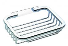 "Norwell 3801-CH-WB - Wire Basket 5"" Square"