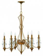 Hinkley 3086GF - CHANDELIER CELINE