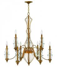 Hinkley 3088GF - CHANDELIER CELINE