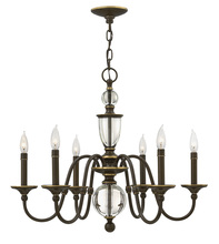 Hinkley 4956LZ - CHANDELIER ELEANOR