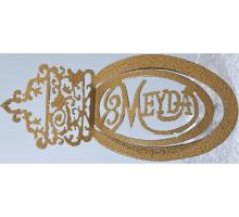 "Meyda Tiffany 99365 - 7""H Stanley Bookmark"