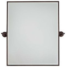 Minka-Lavery 1441-267 - Xl Rectangle Mirror - Beveled