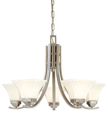 Minka-Lavery 1815-84 - 5 Light Chandelier