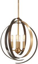 Minka-Lavery 4624-099 - 4 Light Pendant