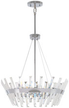 Minka-Lavery 4816-77 - 6 Light Pendant