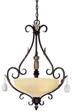 Minka-Lavery 773-301 - 3 Light Pendant