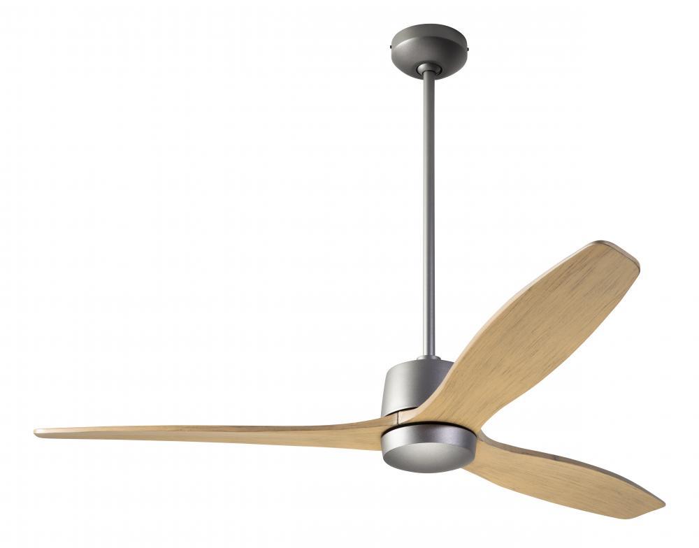 Arbor Dc Fan Graphite Finish 54 Maple Blades No Light Remote Control Arb Gt 54 Mp Nl Rc Berkeley Lighting Company