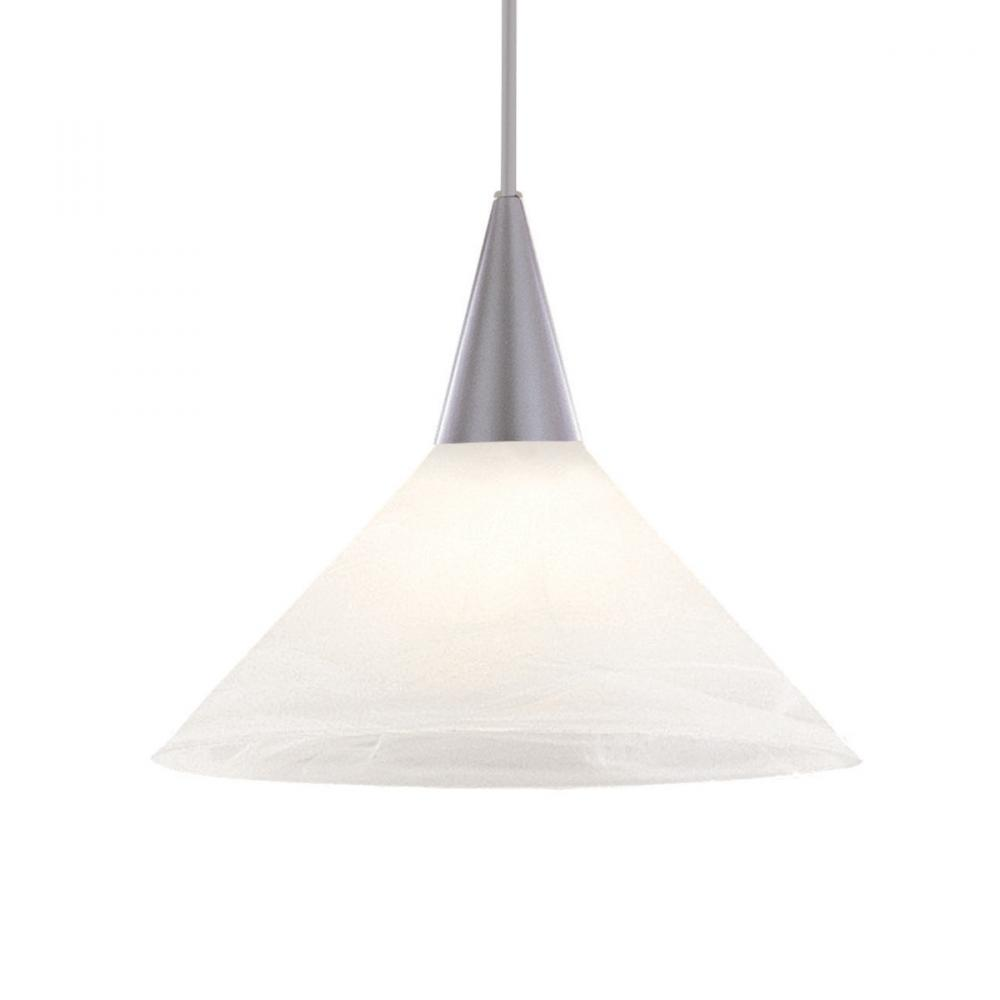 Berkeley Lighting Company in Berkeley, California, United States,  103DUY9, One Light Nickel Track Pendant, Lisa