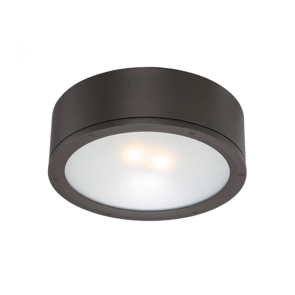 "Berkeley Lighting Company in Berkeley, California, United States,  10DY0L7, TUBE - 12"" ROUND INDOOR/OUTDOOR CEILING,"