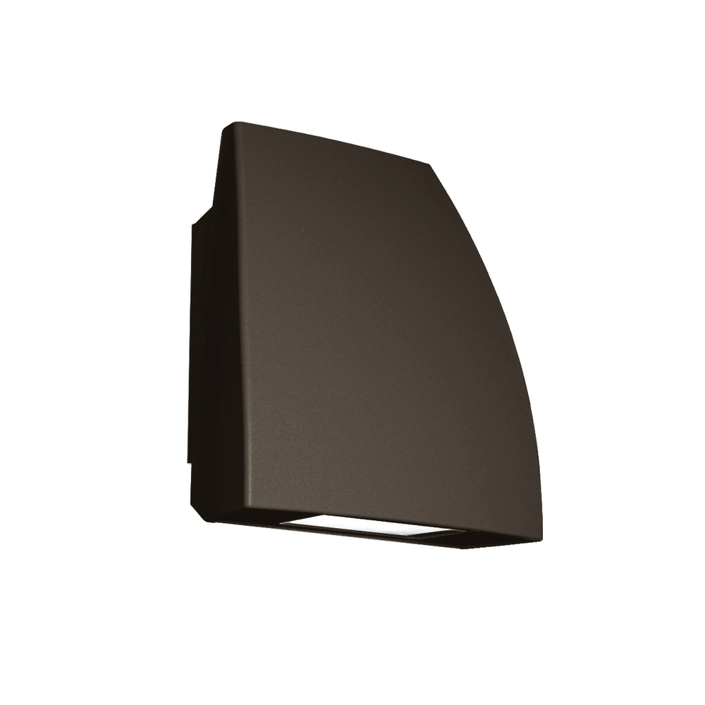 Berkeley Lighting Company in Berkeley, California, United States, WAC US WP-LED119-30-aBZ, ENDURANCE FIN WALL PACK 19W 3000K,