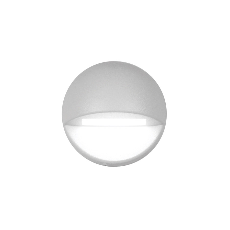 Berkeley Lighting Company in Berkeley, California, United States,  10E3Y15, LANDSCAPE DECK 12V ROUND - ALUM,
