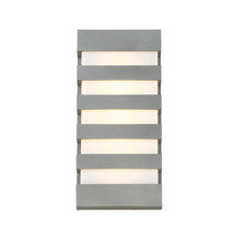 WAC US WS-W23614-GH - FOLSOM 14IN OUTDOOR SCONCE 3000K