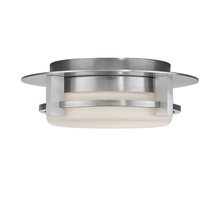 WAC US FM-W33612-AL - COMPASS 12IN DWELED OUTDOOR FLUSH MOUNT