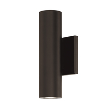 WAC US WS-W36610-BZ - CALIBER 10IN OUTDOOR SCONCE 3000K
