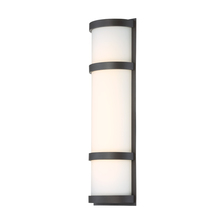 WAC US WS-W52620-BZ - LATITUDE 20IN OUTDOOR SCONCE 3000K