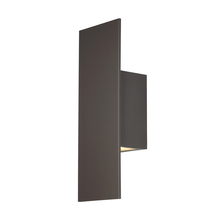 WAC US WS-W54614-BZ - ICON 14IN OUTDOOR SCONCE 3000K