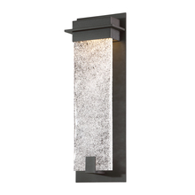 WAC US WS-W41716-BZ - SPA 16IN OUTDOOR SCONCE 3000K