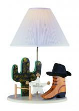 Lite Source Inc. 3CB20106 - Cowboy Table Lamps