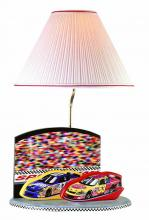 Lite Source Inc. 3NC50107 - Nascar Lamp Table Lamps
