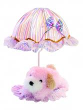 Lite Source Inc. IK-6090PINK - Puppy Table Lamps