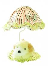 Lite Source Inc. IK-6090YLW - Puppy Table Lamps