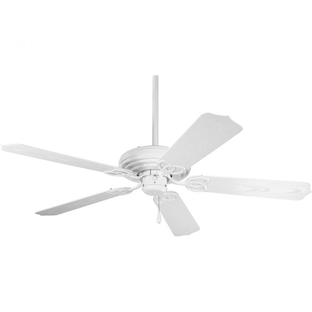 Berkeley Lighting Company in Berkeley, California, United States,  130R5, White Ceiling Fan, AirPro