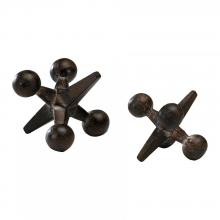 Cyan Designs 02744 - Small Antiqued Rust Jack