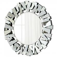 Cyan Designs 05938 - Circle Cityscape Mirror