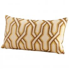 Cyan Designs 06514 - Twist And Turn Pillow