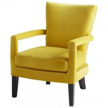 Cyan Designs 08341 - Colonel Mustard Chair