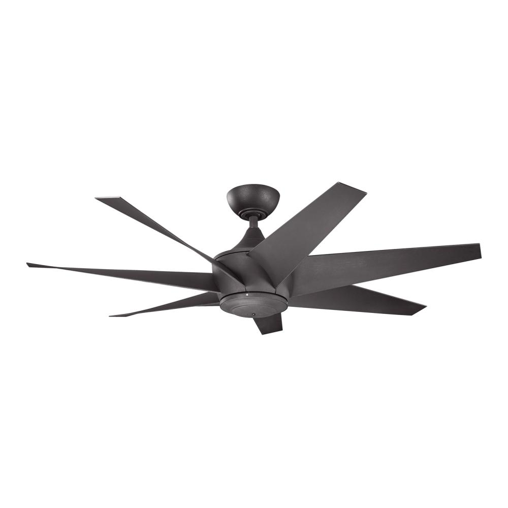 Berkeley Lighting Company in Berkeley, California, United States, Kichler 310112DBK, 54 Inch Lehr II Fan, Lehr II